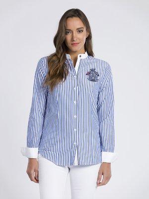 Рубашка в полоску | 3455771