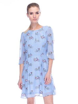 Сукня блакитна | 3453635