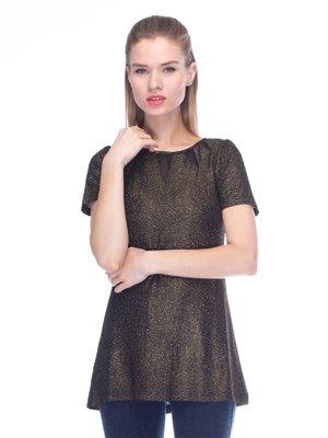 Блуза золотистого кольору | 3453650