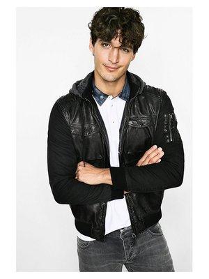 Куртка чорна | 3147460