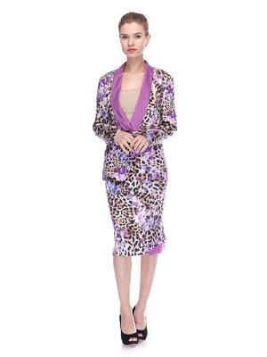 Комплект: жакет и юбка | 3455557