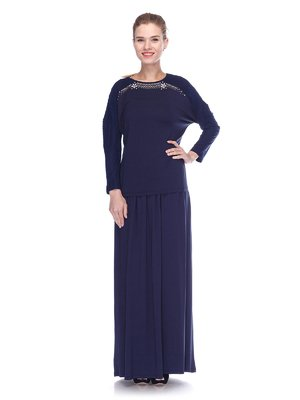 Комплект: блуза и юбка | 3455543