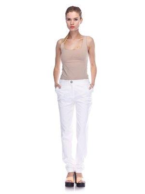 Штани білі | 3455533