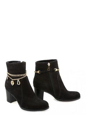 Ботинки черные | 2834592
