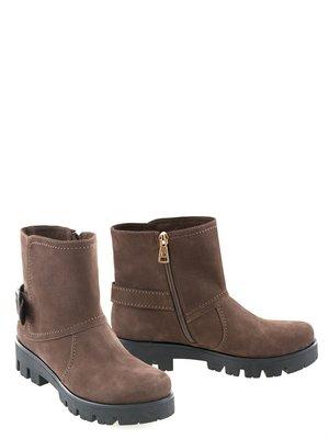 Ботинки коричневые | 3462391