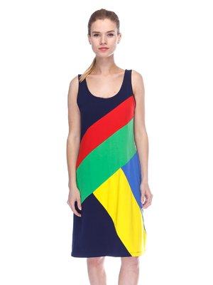 Сукня комбінованого забарвлення   3439698