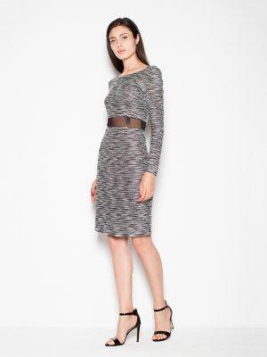 Платье серое | 3464215