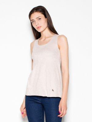 Блуза бежевая | 3464414