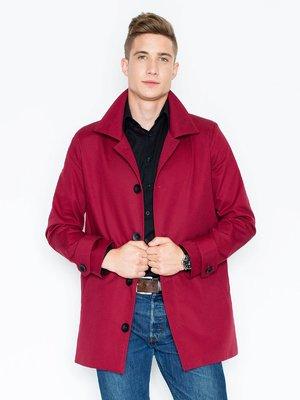 Пальто малиновое | 3464943