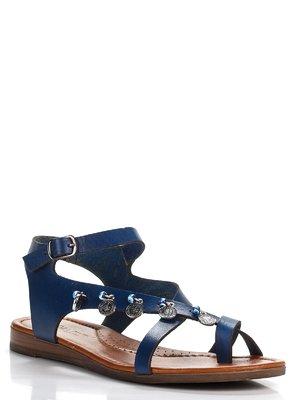 Сандалии синие | 3297878