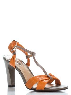 Босоніжки помаранчеві | 3465177