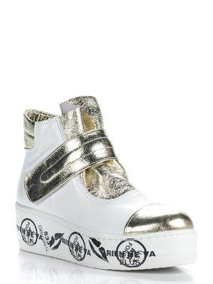 Ботинки белые | 3465359