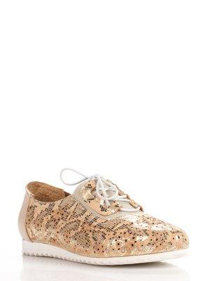 Туфлі золотисто-бежеві | 3297885