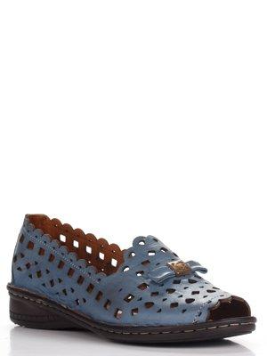 Туфлі сині | 3465226