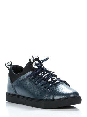 Кроссовки синие | 3465386