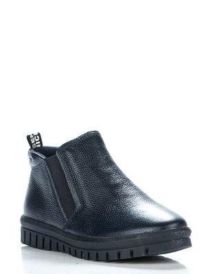 Ботинки синие | 3465389
