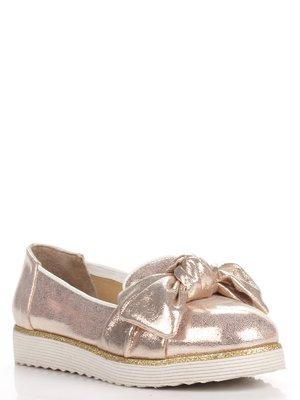 Туфлі золотисті | 3465353