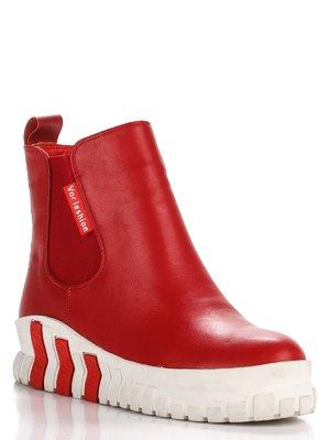 Ботинки красные | 2178063