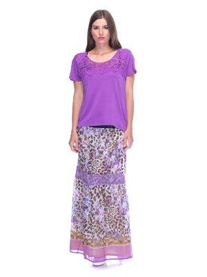 Комплект: блуза і спідниця   3455555