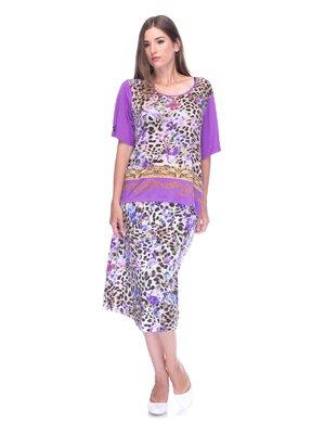 Комплект: блуза и юбка | 3455563