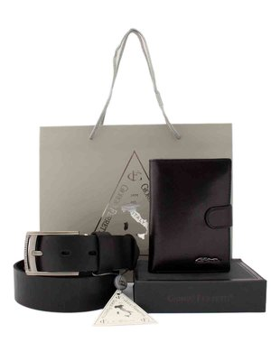 Набор: портмоне и ремень | 3451088