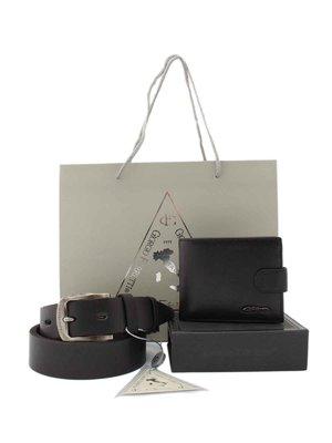 Набор: портмоне и ремень | 3451090