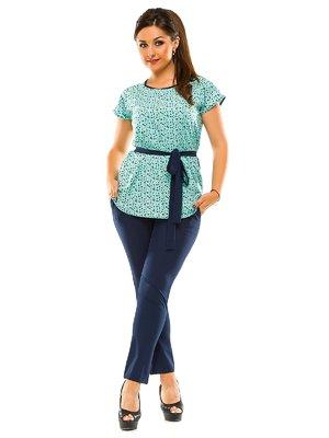 Костюм: блуза и брюки   3470125