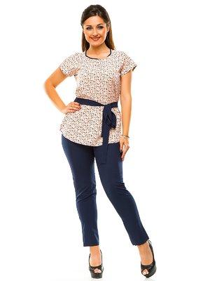 Костюм: блуза і штани | 3470127