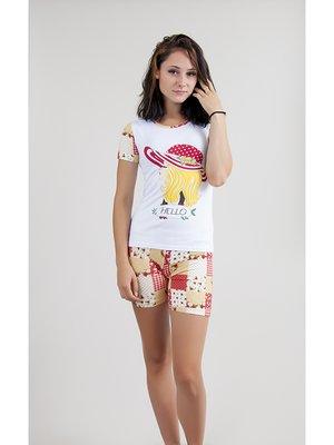 Комплект: футболка и шорты | 3436532