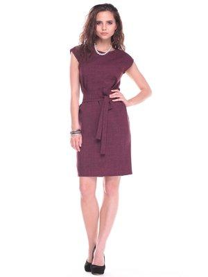 Платье сливовое | 3470271