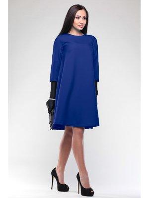 Платье цвета электрик | 3470306