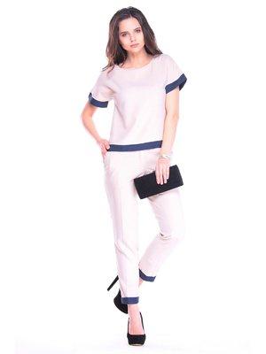 Костюм: блуза и брюки | 3470383
