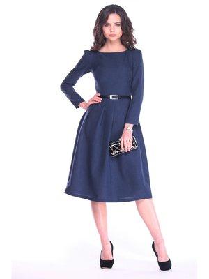 Сукня темно-синя | 3470909