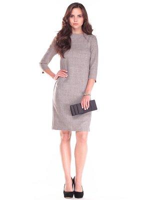 Платье цвета мокко | 3470924