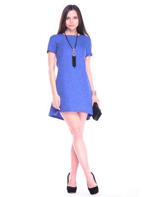 Сукня синя | 3470989