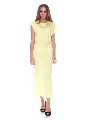 Платье желтое | 3464836