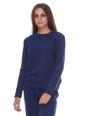 Джемпер темно-синій | 3239397