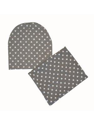 Комплект: шапка и шарф-снуд   3476442