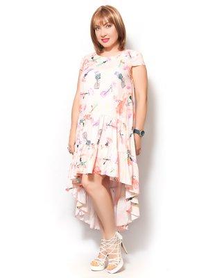 Платье в принт | 3476831