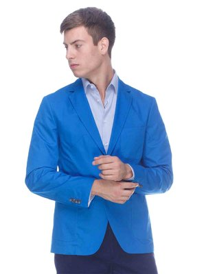 Пиджак синий | 3147586