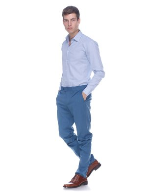 Штани сині | 3468638