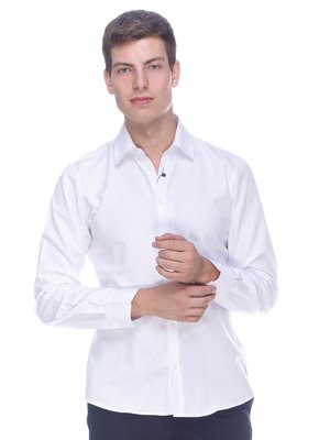 Рубашка белая | 3170199