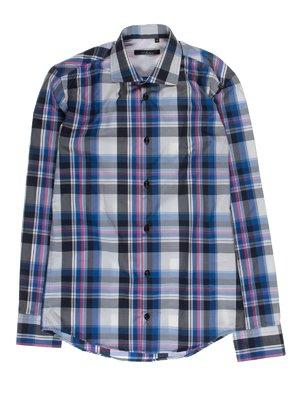 Рубашка клетчатая | 3353677