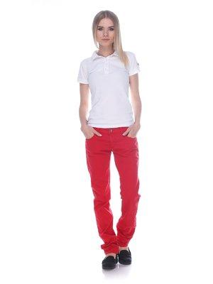 Штани червоні | 3460686