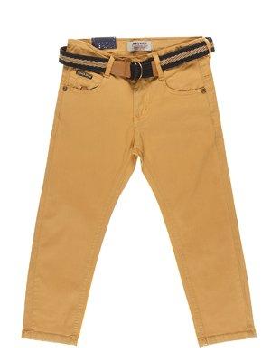 Штани гірчичного кольору | 3480291