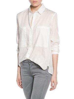 Рубашка белая | 2353843