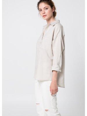 Рубашка светло-бежевая   2352039