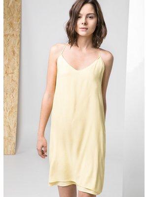 Платье желтое | 2353857