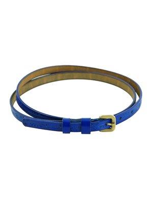 Ремень синий | 3482597