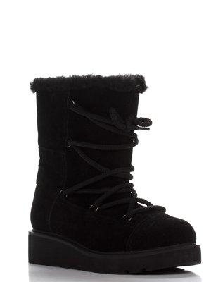 Ботинки черные | 3476714
